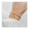 bracelet martelé